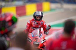 Pecco Bagnaia wygrywa GP Aragonii 2021