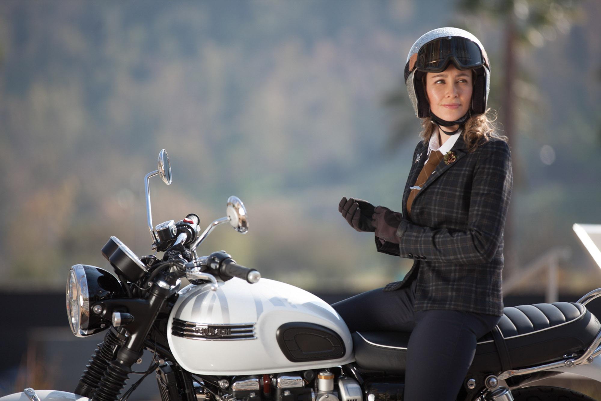 The Distinguished Gentleman's Ride - DGR - Triumph
