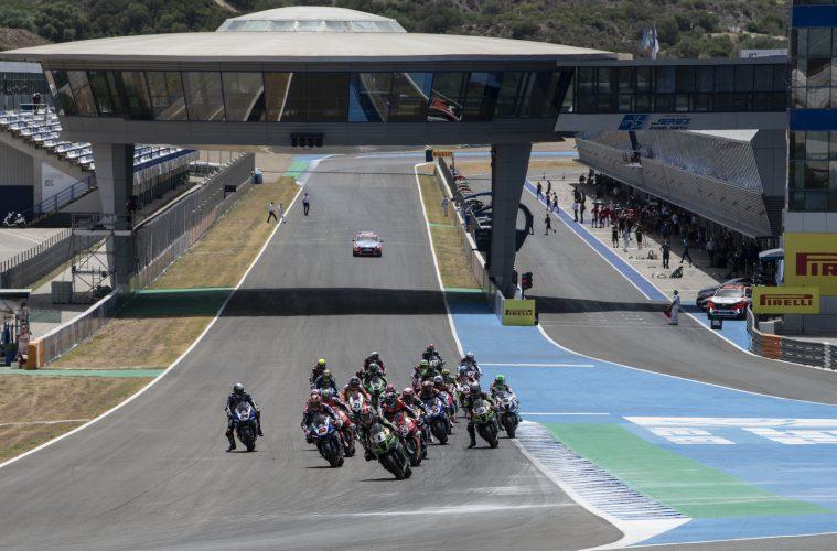 WSBK w Jerez 2020