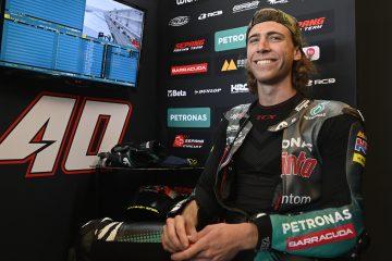 Darryn Binder w sezonie 2021 Moto3