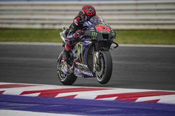 Fabio Quartararo Mistrzem Świata MotoGP 2021